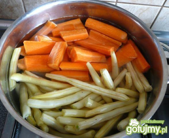 Warzywka gotowane na obiad