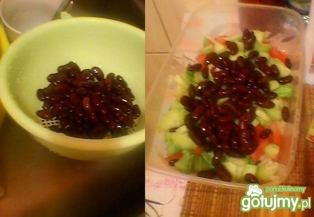 warzywna sałatka z fetą 3