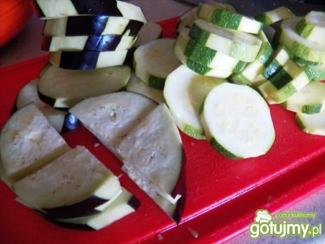 Warzywne szaszłyki z piekarnika