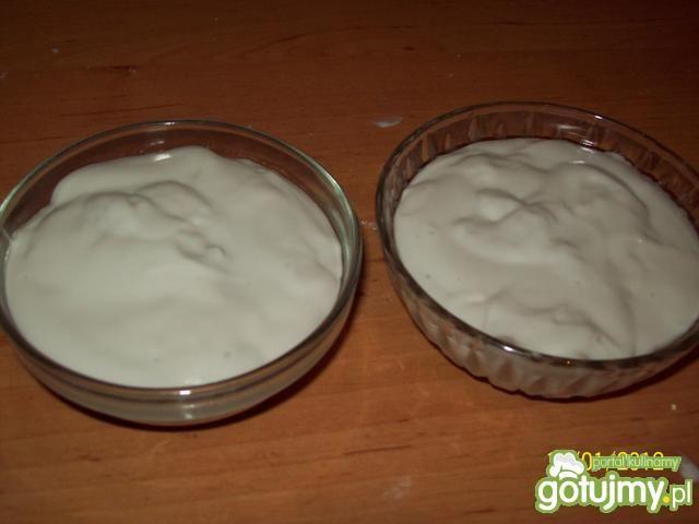 Wegańska kokosowa Panna Cotta