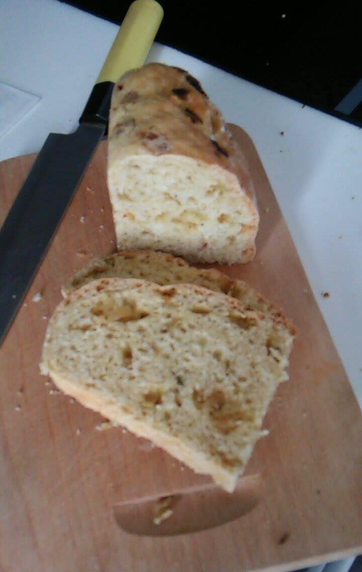 Wiejski chleb na Wielkanoc
