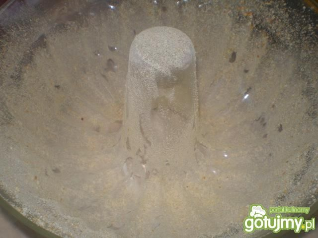 Wielkanocna babka cytrynowa.