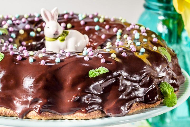 Wielkanocny sękacz