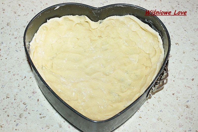 Wiśniowe Love z mąki sojowej