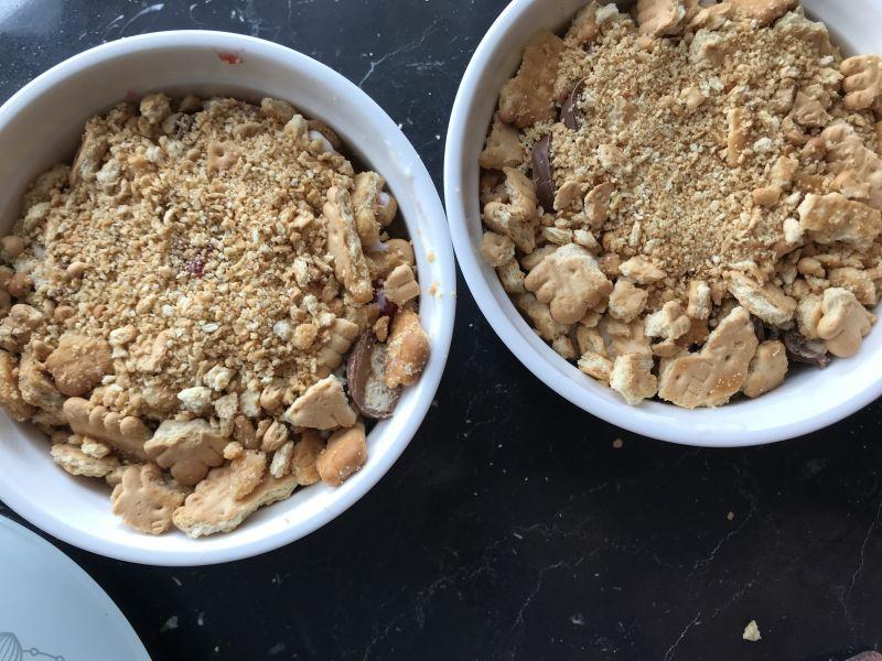 Wypasione ciasteczkowe kokilki