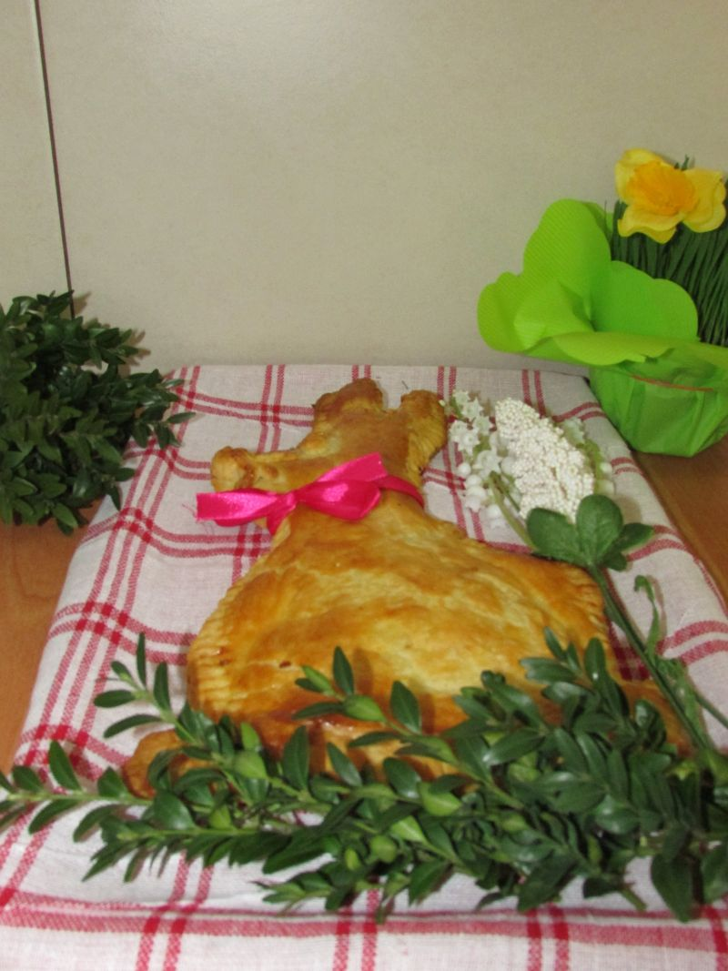 Zajączek Wielkanocny