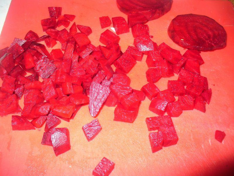 Zakwas z buraczków czerwonych