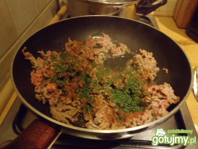 Zapiekańce ziemniaczane z mięsem