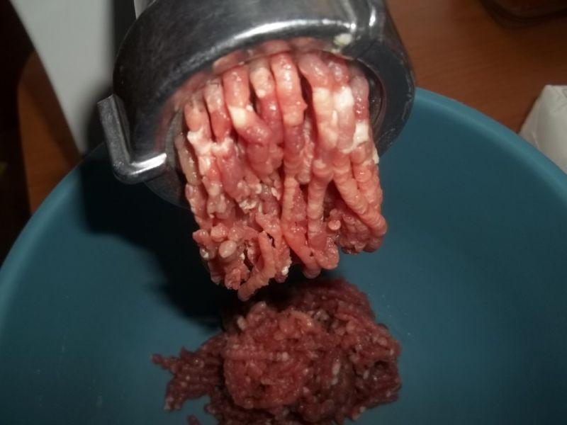 Zapiekanka z mięsem mielonym i warzywami