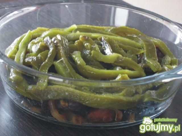 Zapiekanka z puree ziemniaczanym