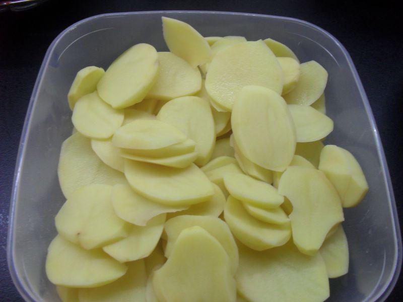 Zapiekanka ziemniaczana z mieśem mielonym