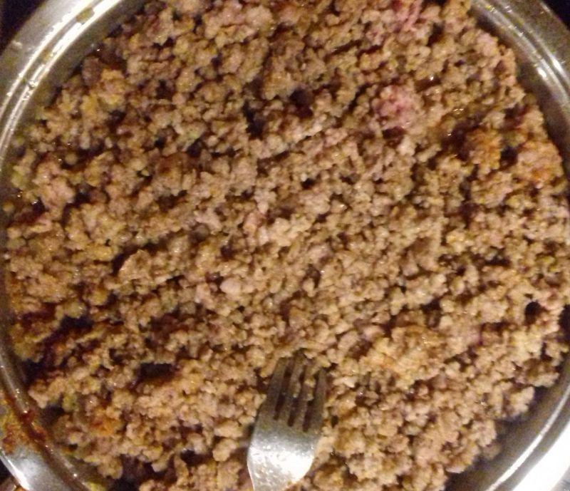 Zapiekanka ziemniaczana z mięsem mielonym