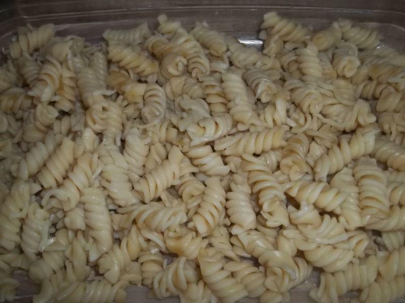 Zapiekanka ziemniaczano - makaronowa