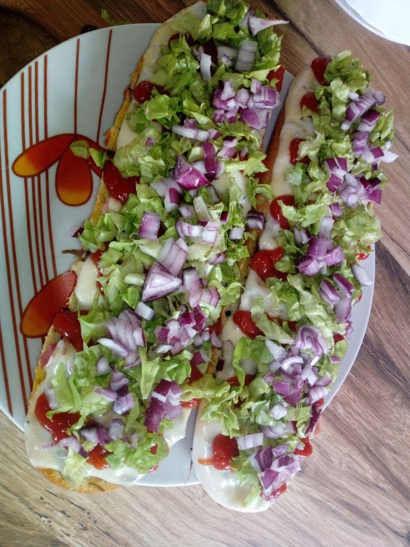 Zapiekanki z warzywami