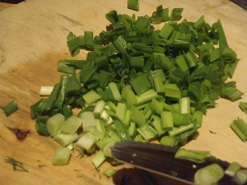 Zdrowa surówka warzywna