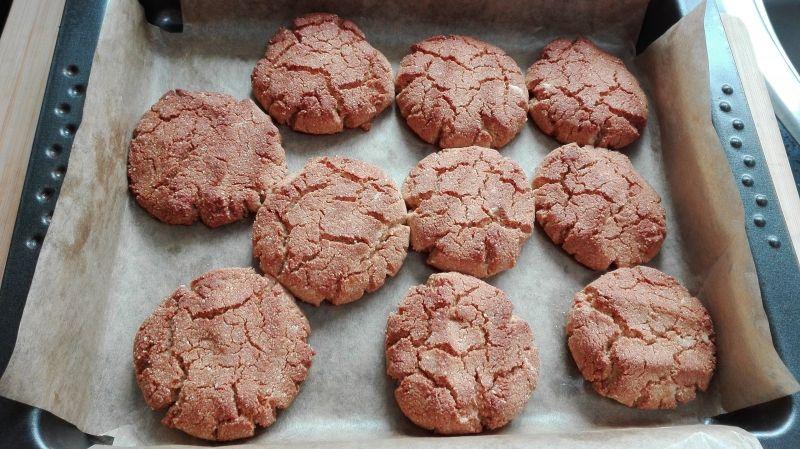 Zdrowe ciasteczka cytrynowe Free From