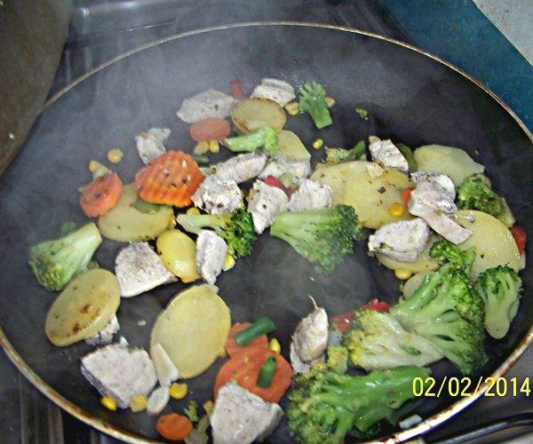 Zdrowy obiad w mgnieniu oka