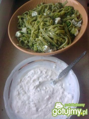 Zielona sałatka I