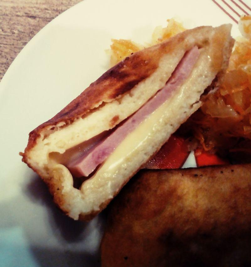 Ziemniaczane kanapki
