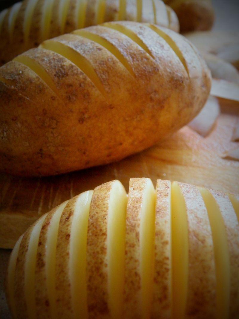 Ziemniaki pieczone w ziołach prowansalskich