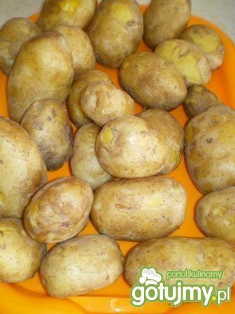 Ziemniaki zapiekane pod beszamelem