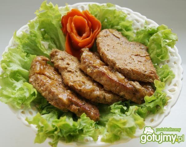 Zraziki wieprzowe wg Buni :