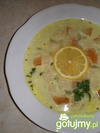 Zupa cytrynowa