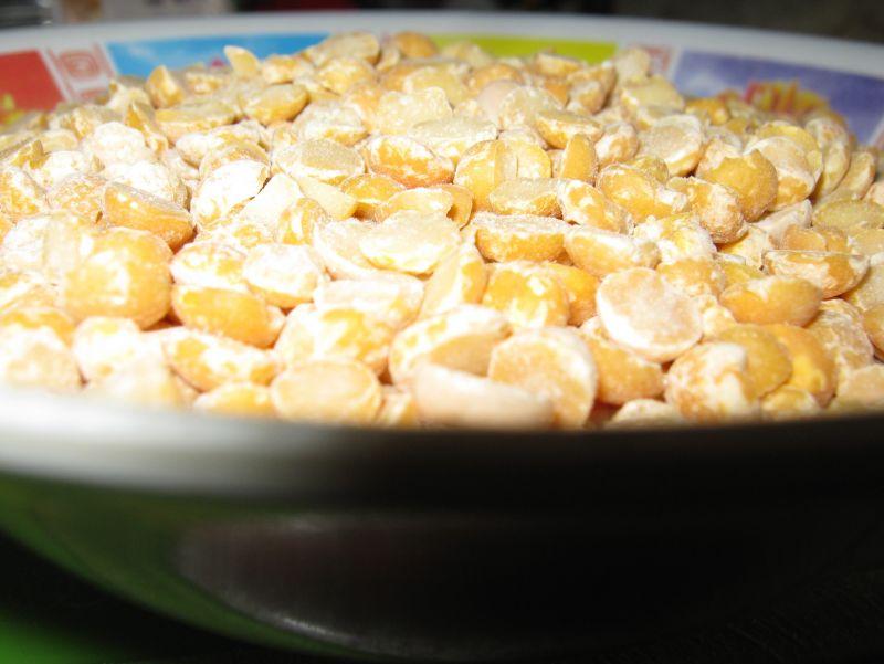 Zupa grochowa z pulpetami