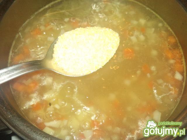Zupa jarzynowa na przednówku