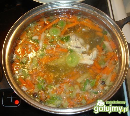 Zupa jarzynowa ze śmietaną 3
