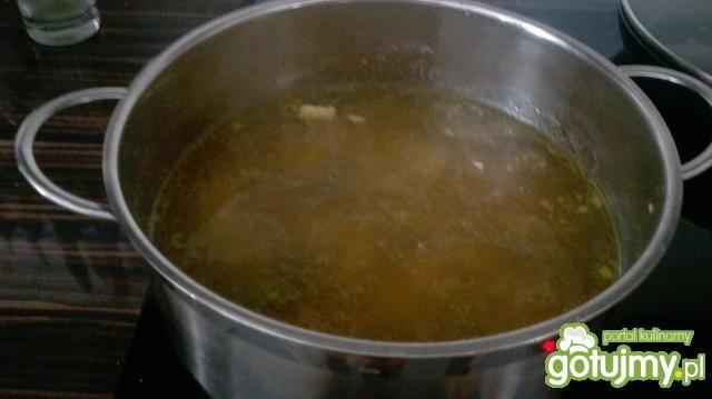 Zupa kalafiorowa na śmietanie