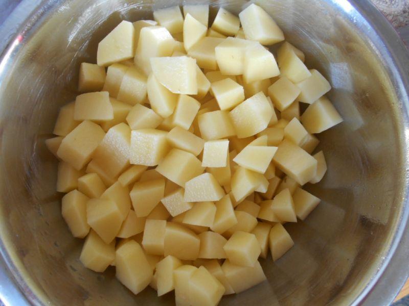Zupa kalarepkowo-cukiniowa