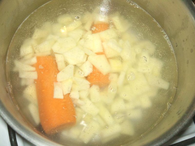 Zupa krem z kalarepki