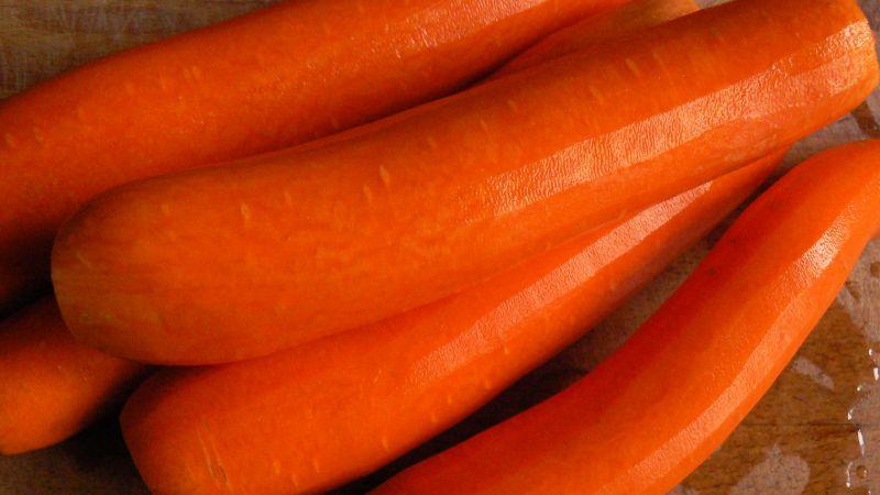 Zupa krem z marchewki i ziemniaków