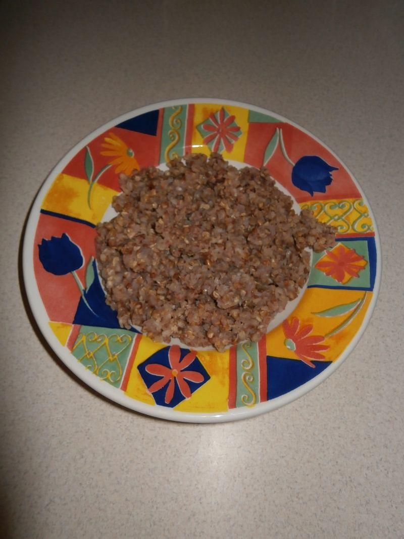 Zupa mleczna z kaszą gryczaną i ziemniakami