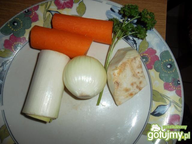 Zupa pomidorowa wg nunciaaa