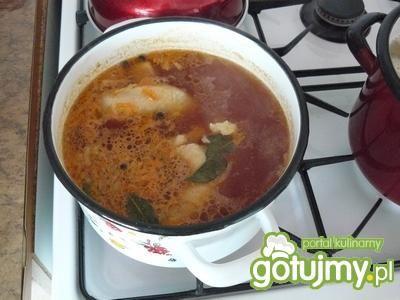Zupa pomidorowa wg sylwioslawa