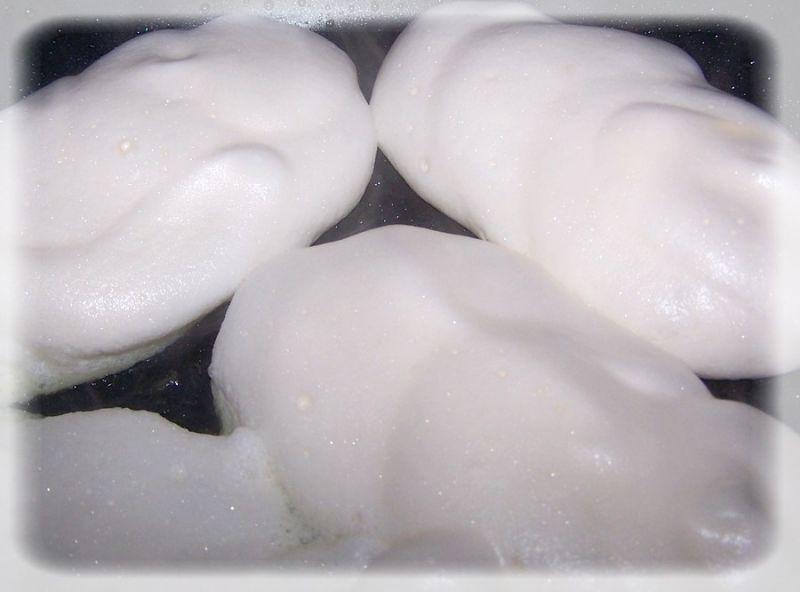 Zupa szparagowa pod chmurką