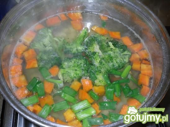 Zupa wegańska