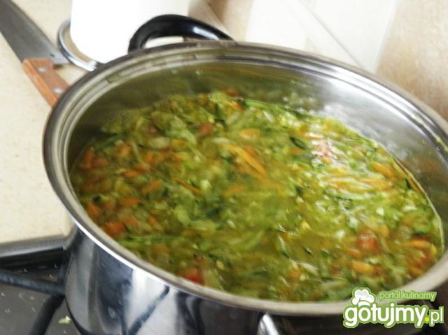 Zupa z cukinią w roli głównej