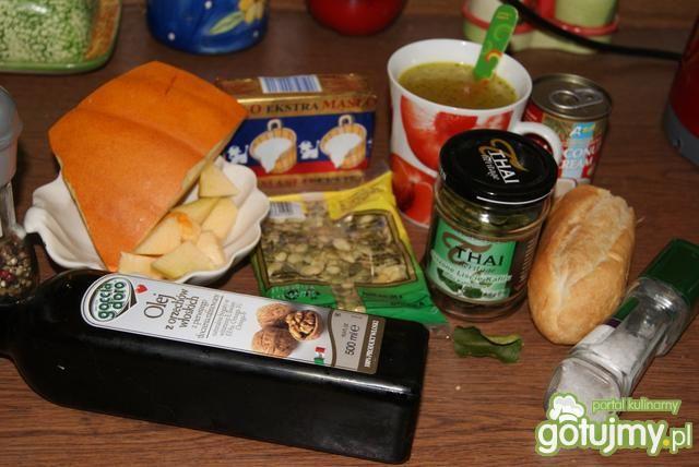 Zupa z dyni o tajskim smaku