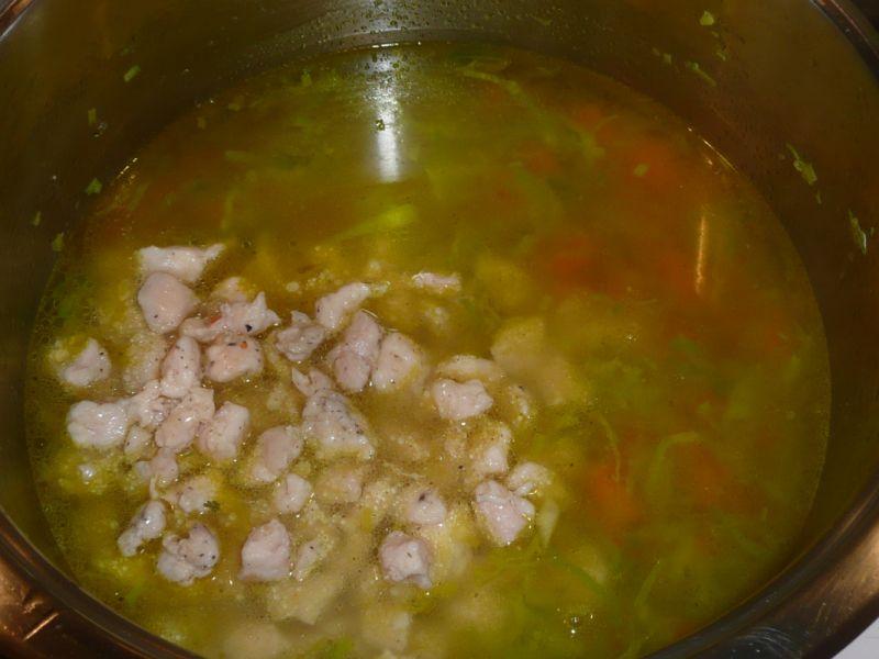 Zupka z kurczakiem