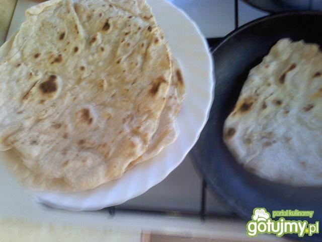 Zwijana meksykańska tortilla