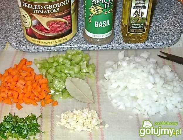 Zwykły sos pomidorowy