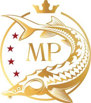 Logo Mistrzostw Jesiotra i Kawioru