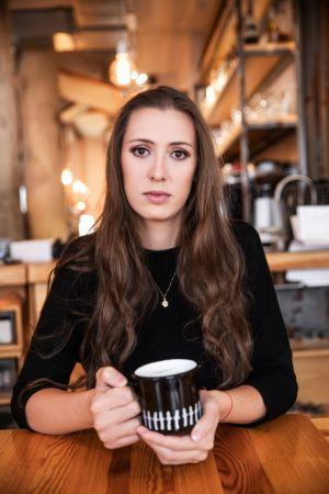 Magdalena Tomaszewska-Bolałek udziela wywiadu Gotujmy.pl