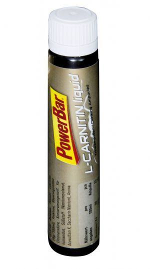 Suplement PowerBar L-CARNITIN liquid 25ml