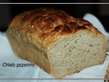 Przepis na chleb na drożdżach świeżych