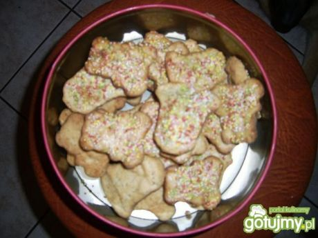 Ciasteczka orzechowe loli