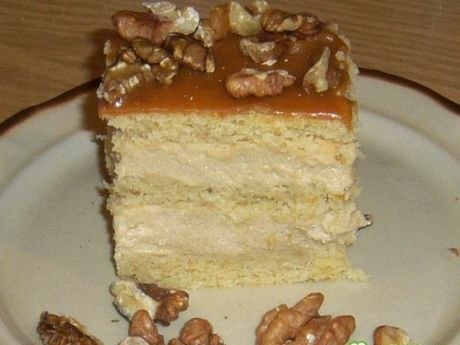 Ciasto krówka wspaniała